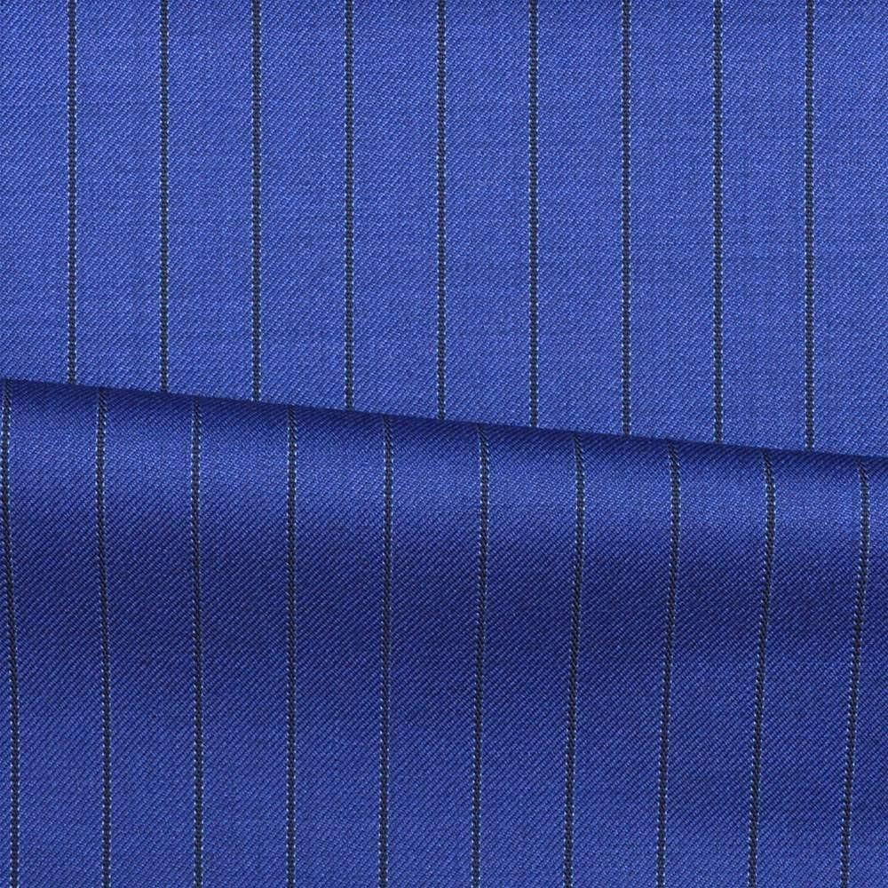 Rayures Bleu Sur Costume Mesure Noires Craies drECeoxBQW