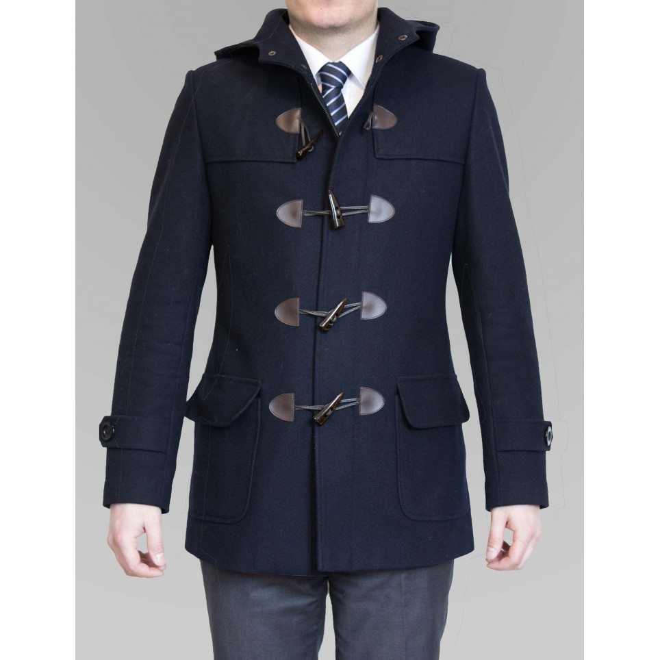 Le duffle coat sur mesure indispensable votre garde robe - Indispensable garde robe ...