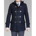 Duffle Coat Bleu
