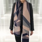 Tripoly Cashmere Scarf