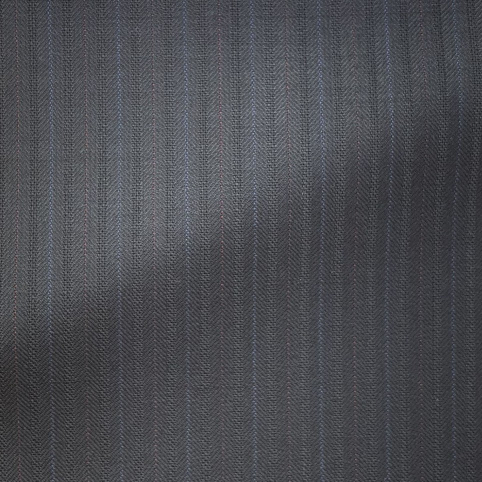 Double Stripe Grey Suit