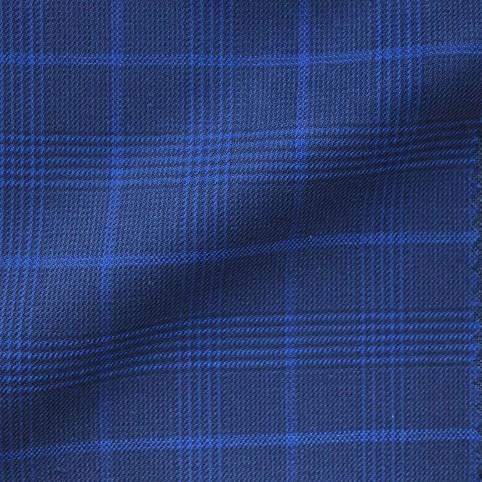 Costume sur-mesure Bleu Clair Prince de Galles