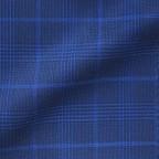 Costume sur-mesure Bleu Prince de Galles