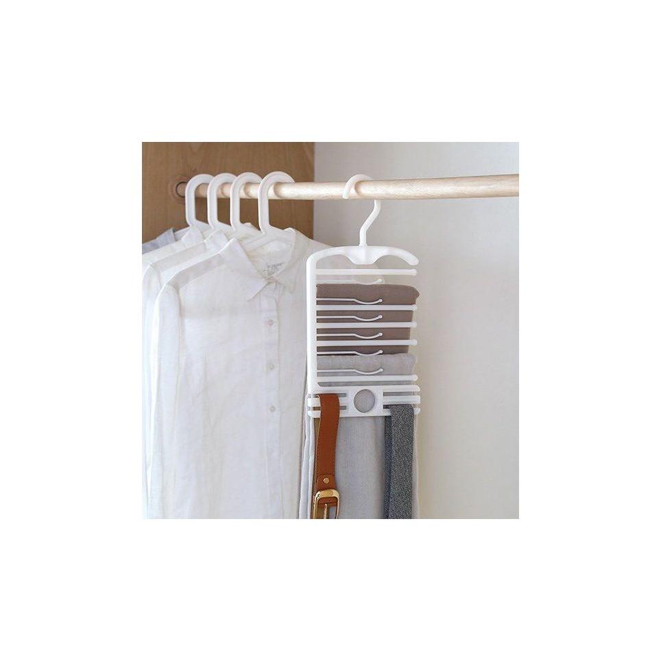 Cintre Porte écharpes - 7 crochets