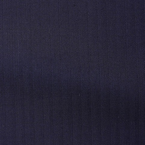 Herringbone Blue Executive Suit