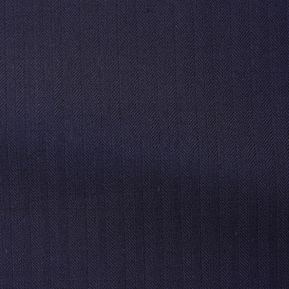 Herringbone Blue Executive Suit