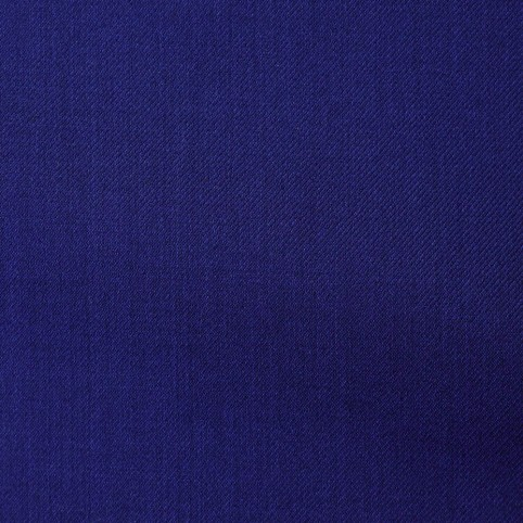 Costume sur-mesure Bleu Azure