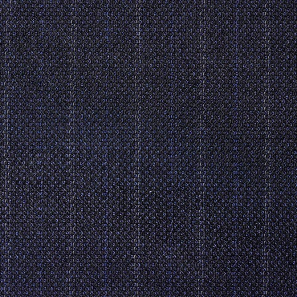 Blue Caviar Pinstripes Suit