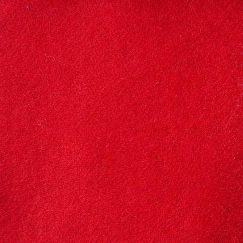 Manteau Cachemire Tissu Rouge