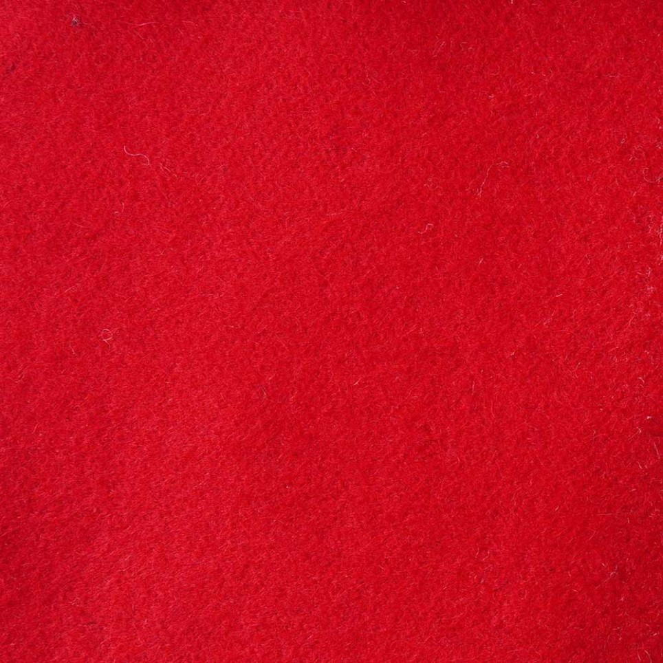 Red Cashmere Fabric