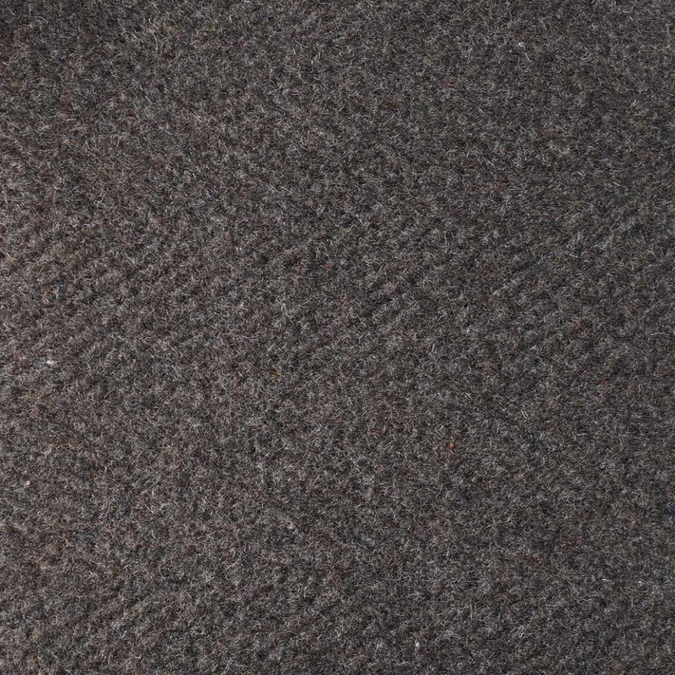 Herringbone Brown Cashmere Fabric