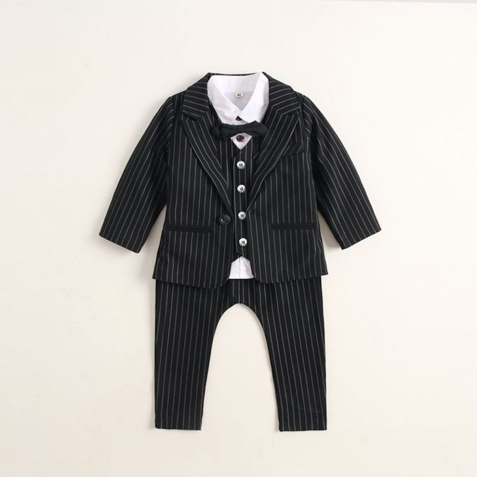 Black Baby Suit