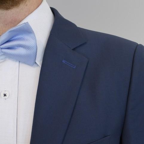 Costume sur-mesure : Bleu Azur