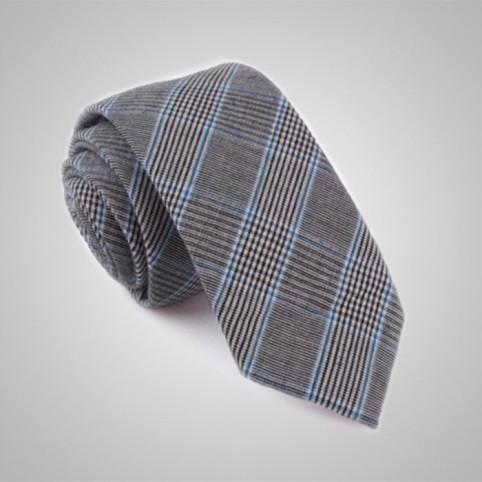 Cravate Tartan prince galles