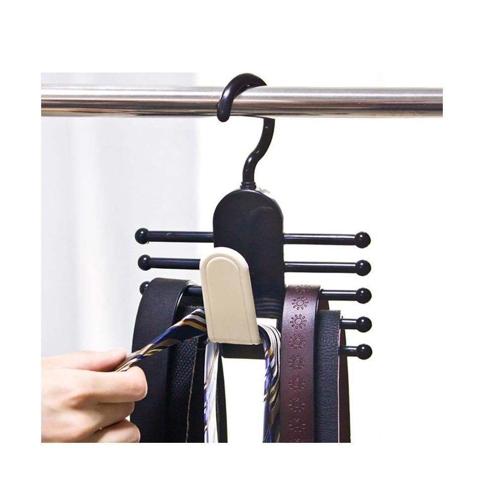 Cintre Porte cravates - 11 crochets