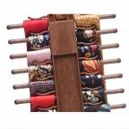 Cintre Porte cravates - 20 crochets