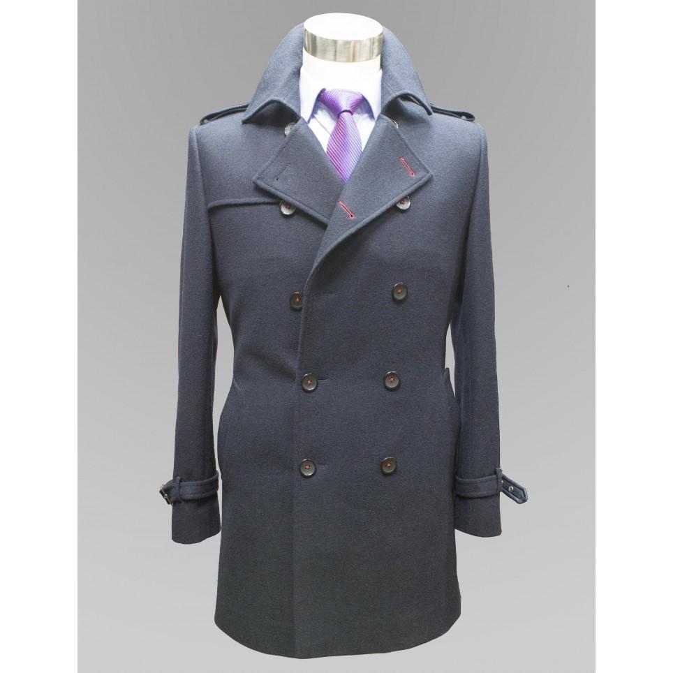 Manteau Bleu