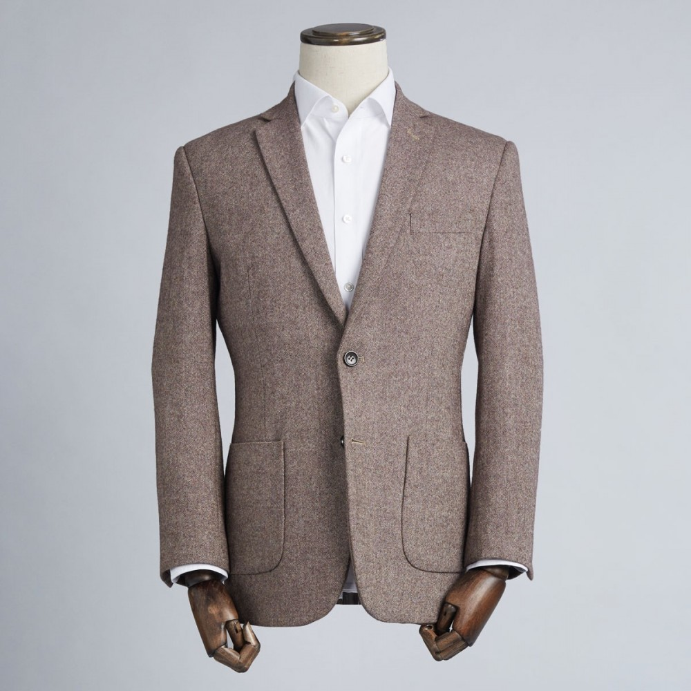Costume Homme Couleur Taupe