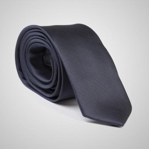 Cravate Bleue Nuit Slim