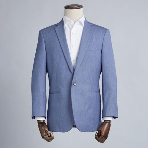 Costume sur-mesure Bleu Bleuet