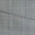 Costume sur-mesure Gris Prince de Galles bleuté