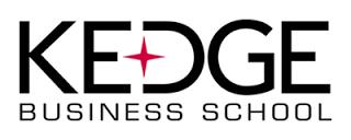 partenariat kedge business offre étudiante costume