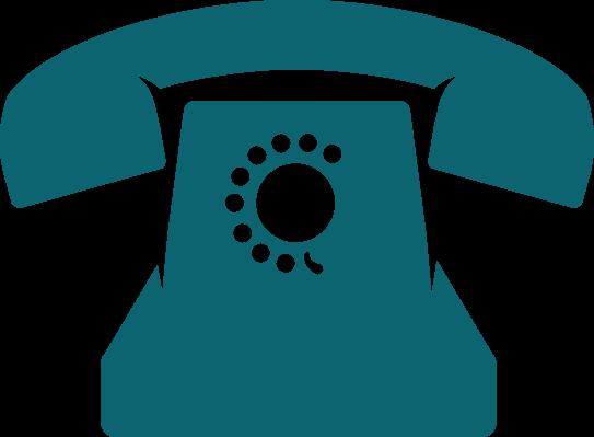 téléphone Contact Col Vert sur mesure