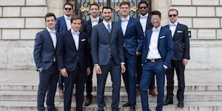 Which suit for a wedding ?